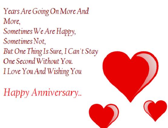 Best anniversary wishes for wife romantic quotes