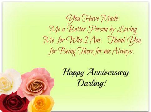 Anniversary Wishes for Boyfriend