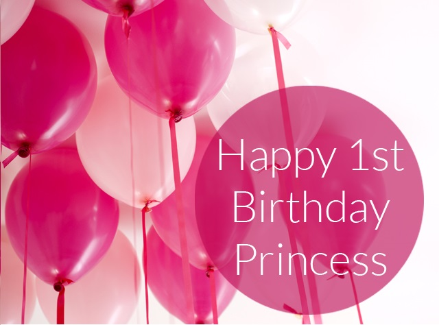 105 Best 1st Birthday Wishes First Birthday Quotes
