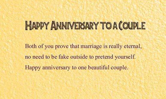 Happy Anniversary Cards For Parents