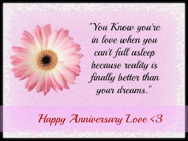 Wedding Anniversary To My Husband