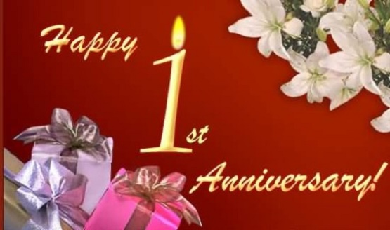 First anniversary wishes for wife quotes messages