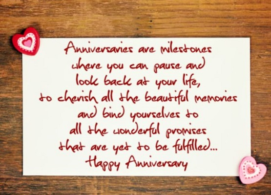 Happy Anniversary To My Parents Quotes