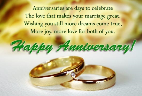 100 happy wedding anniversary wishes for wife husband parents
