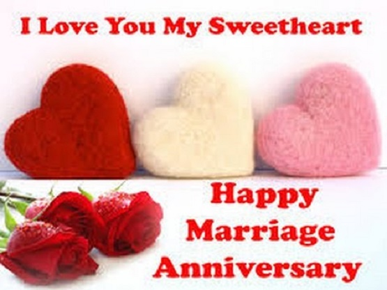 Wedding Anniversary Greetings for wife
