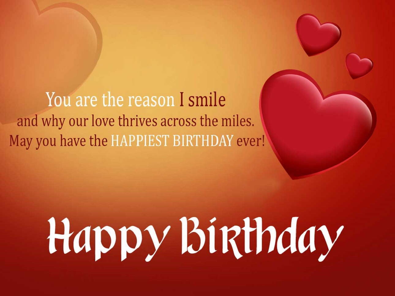 100 Top Romantic Happy Birthday Wishes For Husband Increase You Love