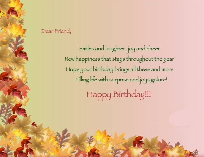200 Best Happy Birthday Wishes For Friend Quotes Messages
