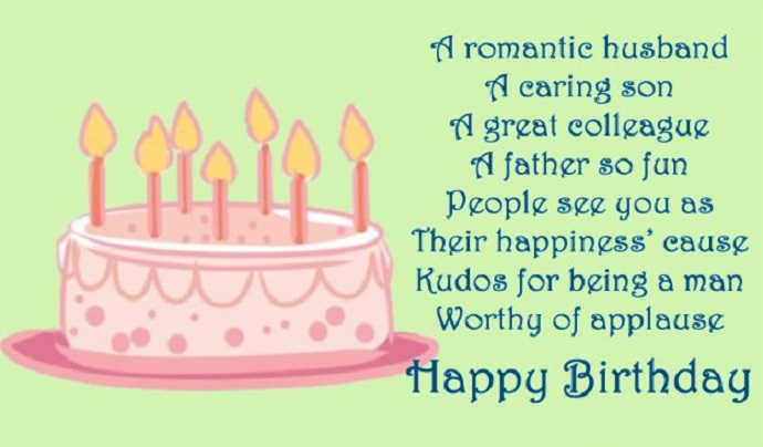 100 Top Romantic Happy Birthday Wishes For Husband – Birthday Greetings for Husband and Father