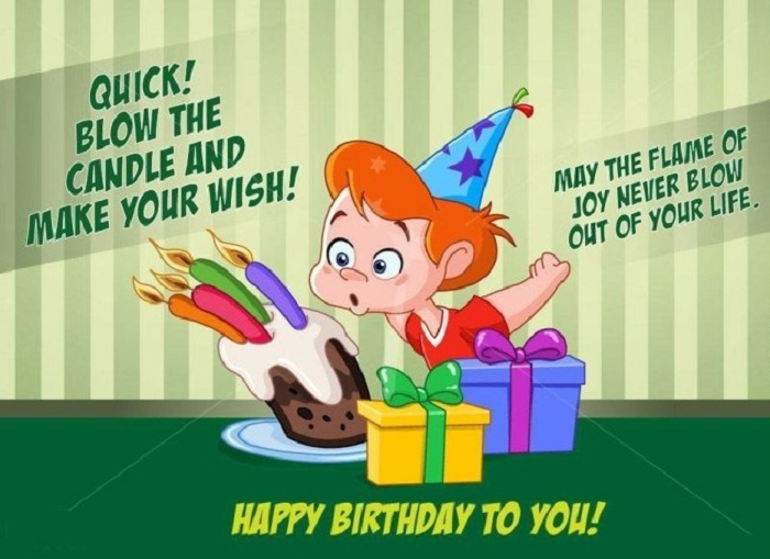 Funny Happy Birthday Wishes For Friend