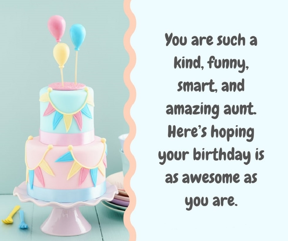 Top 40 Birthday Wishes For Aunt Find Best Birthday Quotes For Aunt