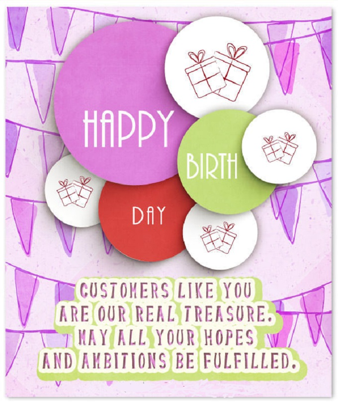 Birthday Wishes For Clients