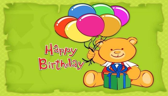 Birthday Wishes For Baby Boy