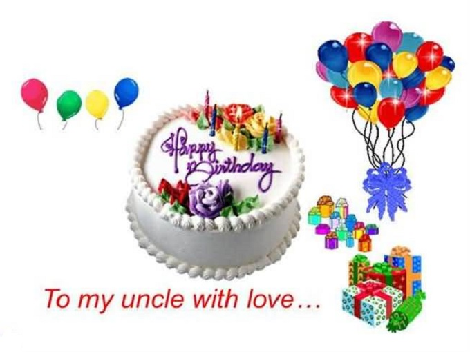Birthday Messages for Uncle