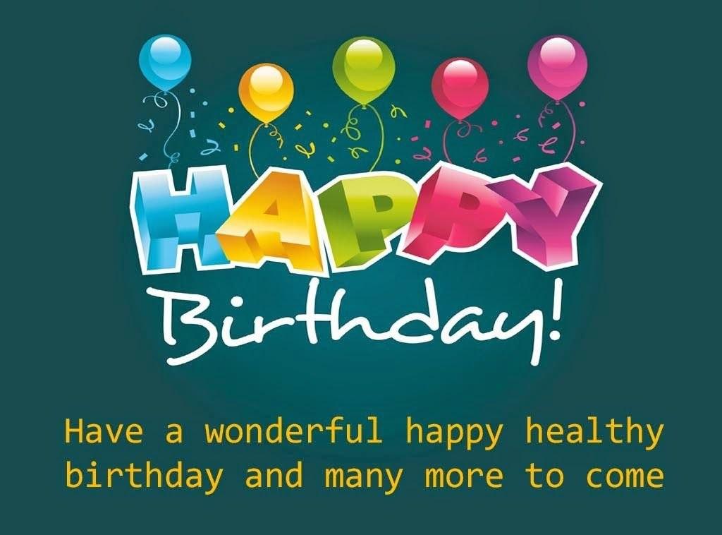 Popular Birthday Wishes