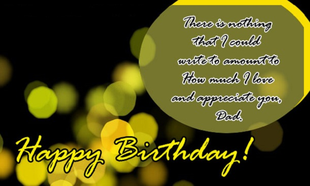 240 Top Birthday Wishes For Father Best Ways To Say Happy Birthday Dad