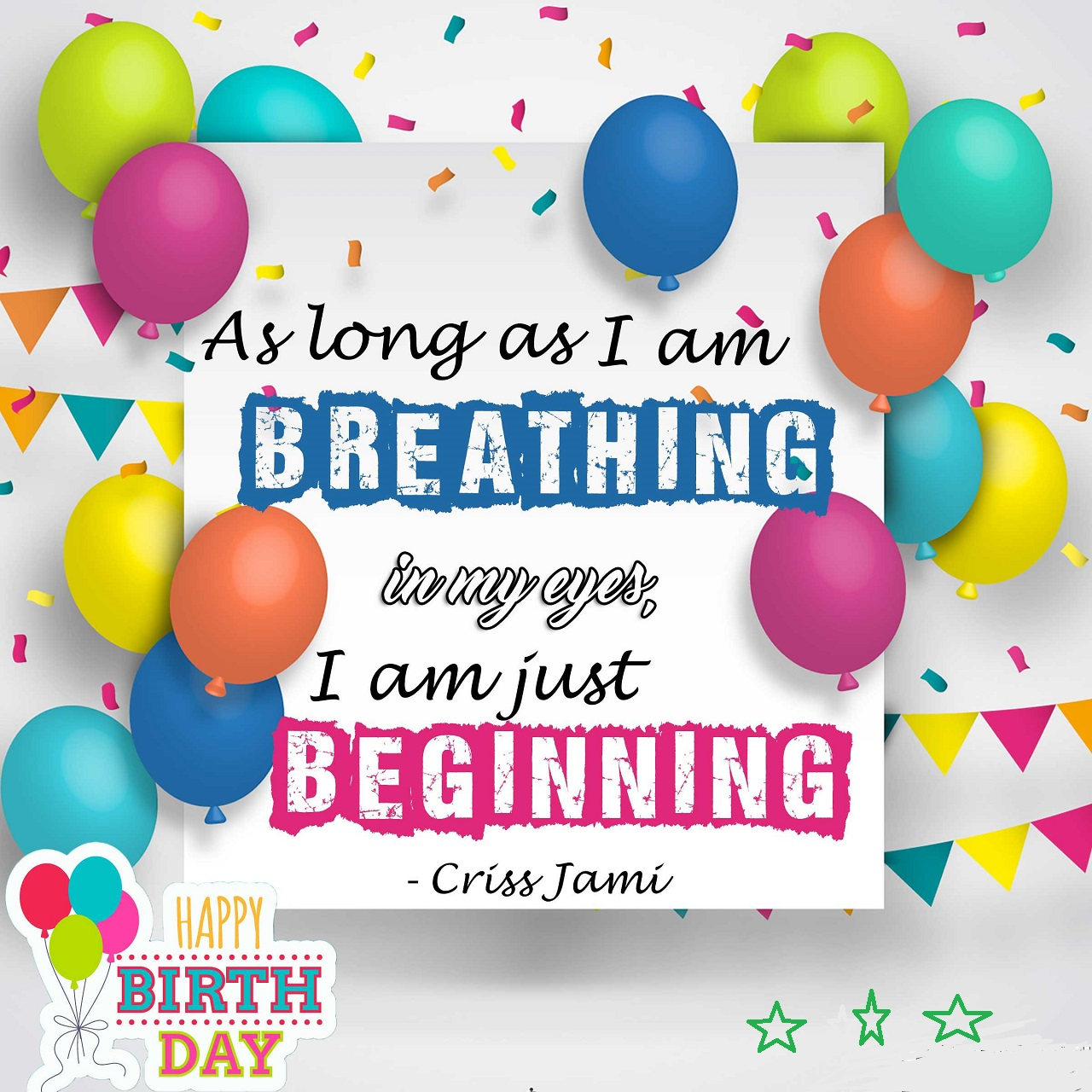 100+ Top Motivational Birthday Quotes