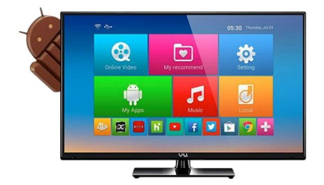Apps for Android TV