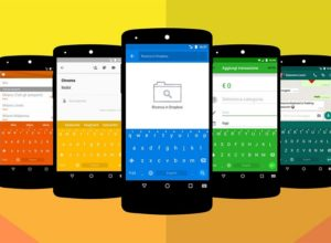 Fleksy Keyboard Alternatives
