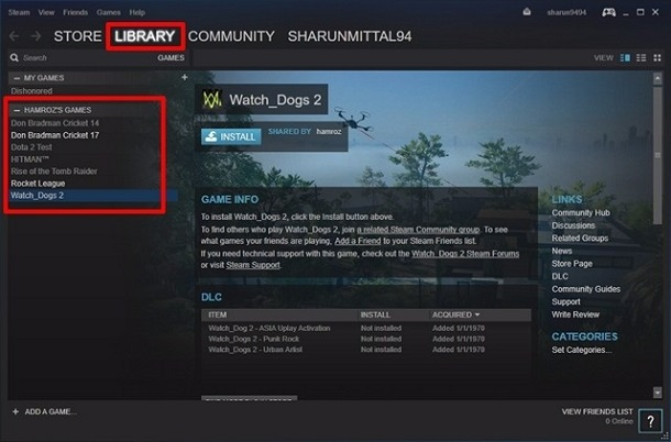 Steam Family Sharing Guide - How To Family Share On Steam
