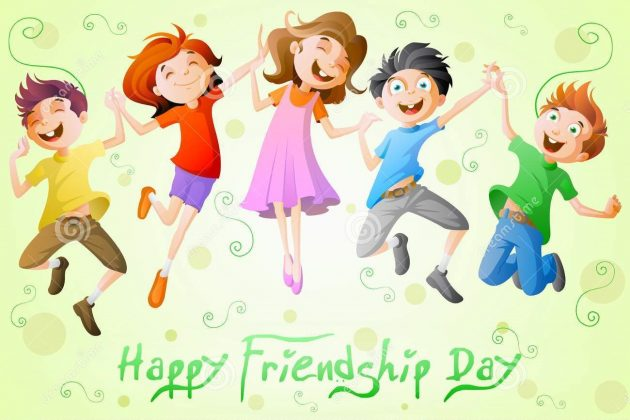 Friendship Day Greeting Cards With Quotes