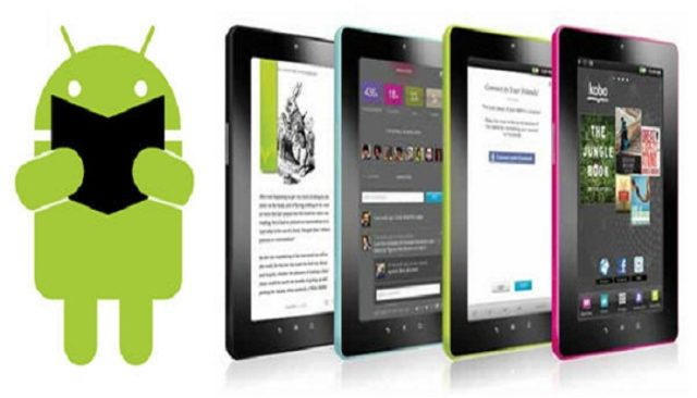 EBook Reader Apps for Android