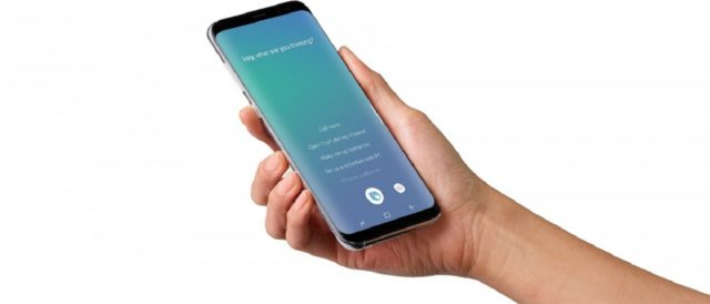 Samsung Has Released Bixby Voice in the USA