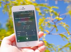 Weather Apps for iPhone