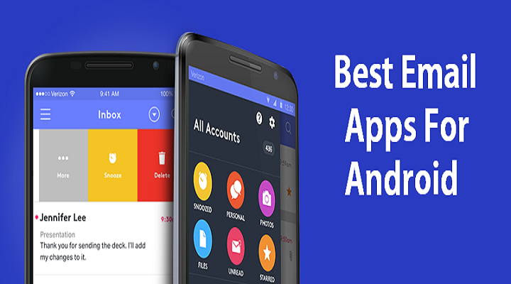 top 10 best email apps for android allupdatehere