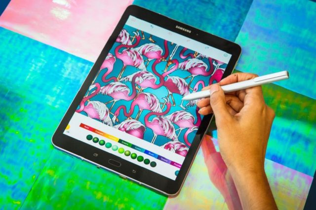 Features of Samsung Galaxy Tab S3