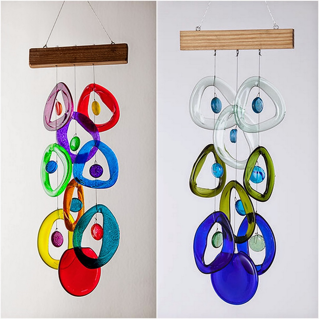 50th-anniversary wind chime