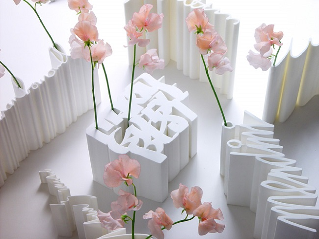 A signature vase