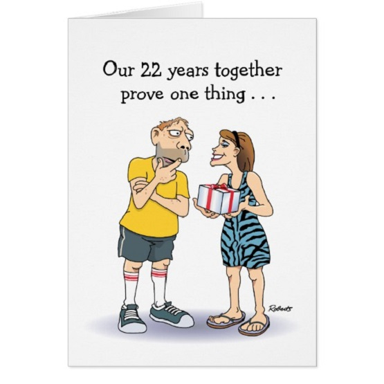Funny Wedding Anniversary Quotes: Funny Anniversary Quotes