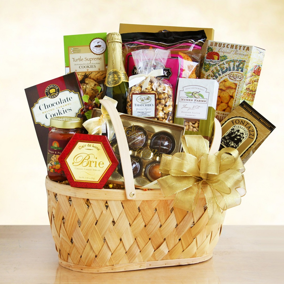 Handmade Gifts Baskets : Anniversary gift ideas wedding gifts
