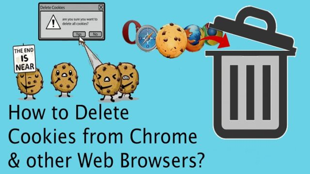 how to multi delete cookies in chrome on android
