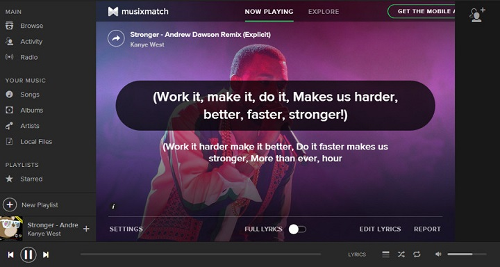 How To Get Lyrics on Spotify