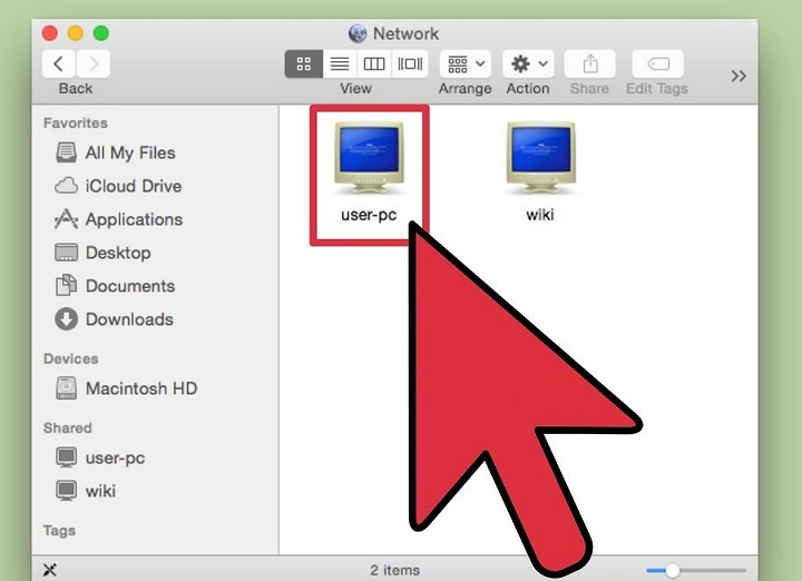 How To Map a Network Drive