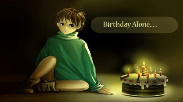 How to Celebrate Birthday Alone