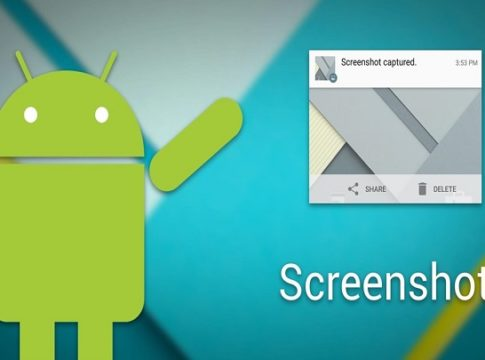 How To Take a Screenshot on Android And Tablet