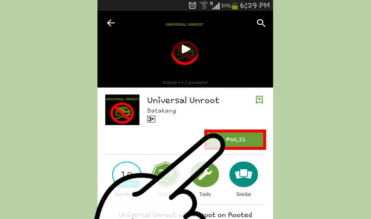 How to Unroot Android ( Best 3 Ways)