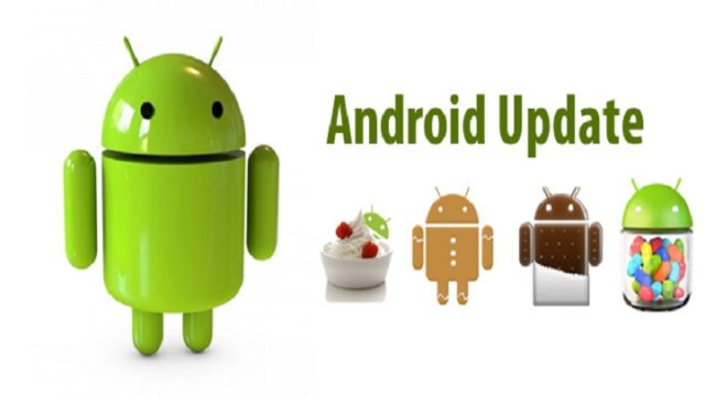 How to Update an Android
