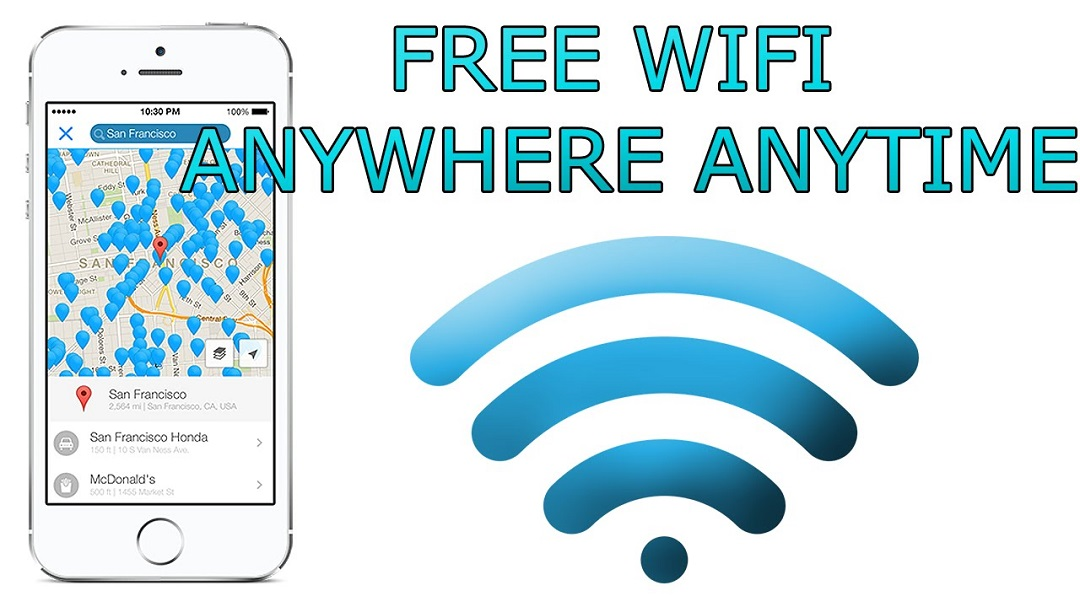 How to get free WiFi (