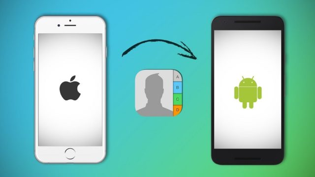 How to transfer messages from iphone to android