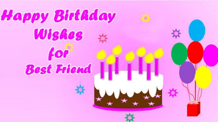 Maybe Be Your Friend Is A Special Person In Life If Today The Birthday Of Best Then You Should Wish Him Her By Sending