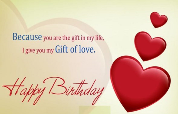220 Special Happy Birthday Wishes for Lover – Special Birthday Greeting