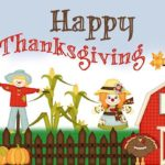 Funny Happy Thanksgiving Sayings for Facebook & Business