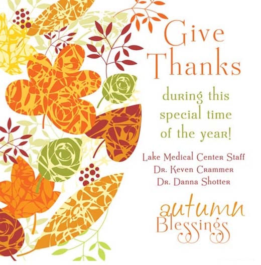 Thanksgiving Sayings for Business