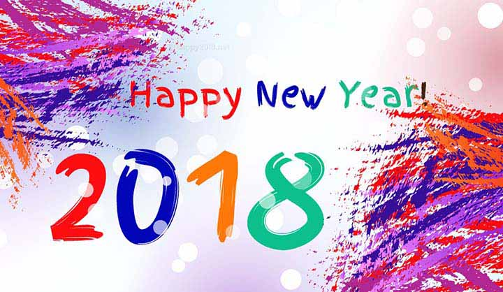 Happy New Year 2018 Wishes - Special, Unique Wishes