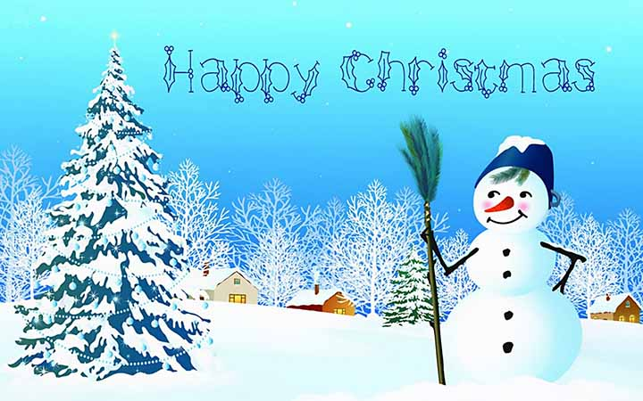 Inspirational Merry Christmas Greetings For Friends
