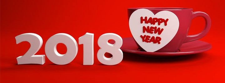 Happy new year 2018 quotes for Facebook, Whatsapp status.
