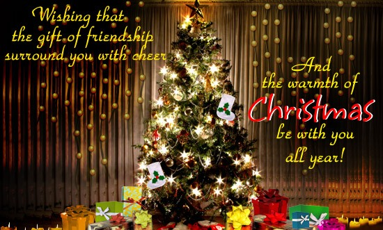 Special Merry Christmas Blessings